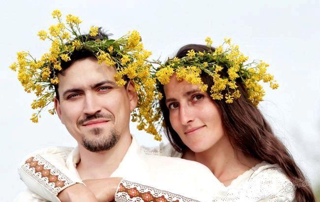 4 Року - яке весілля