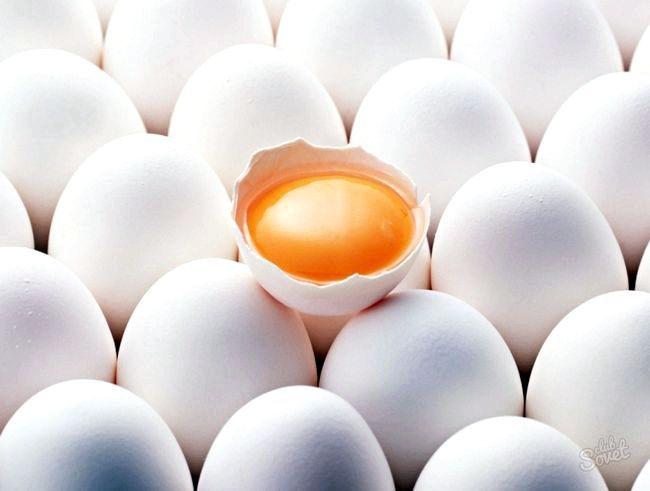 Яєчна шкаралупа від алергії