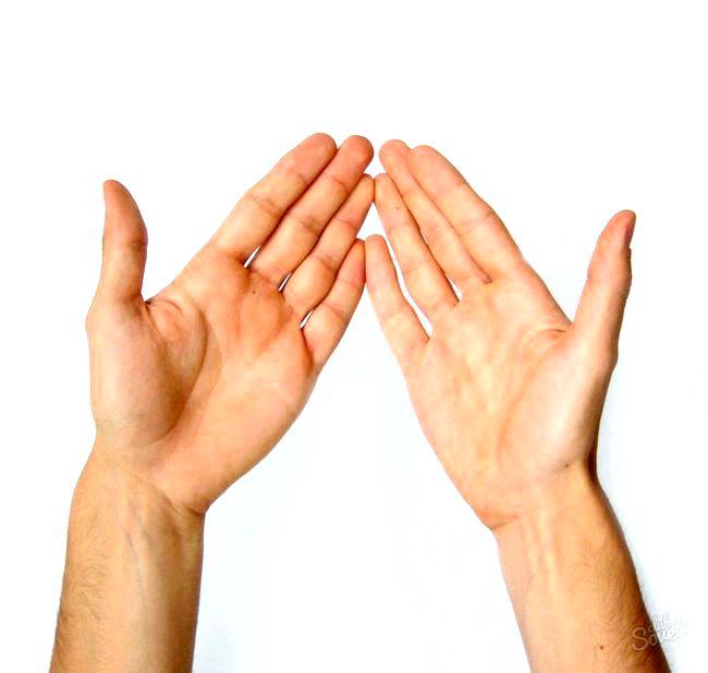 Як гадати по руці