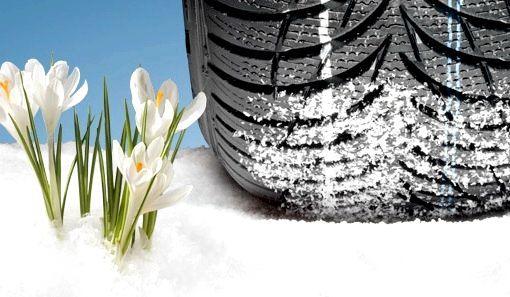 Як зберігати автомобільні шини