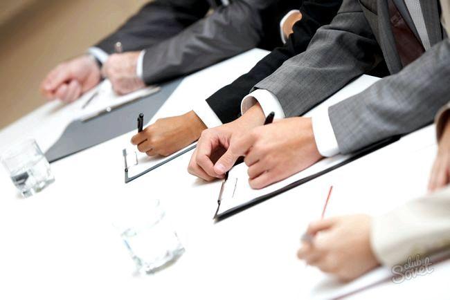 Як оформити угоду сторін
