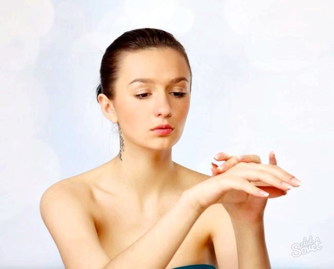 Як освітлити волосся на руках