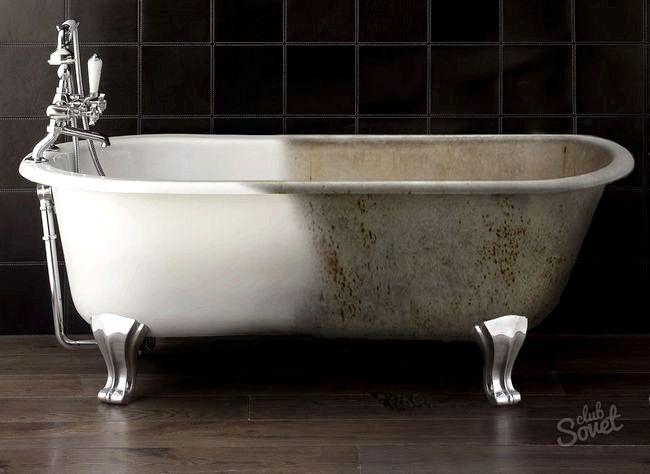 Як відреставрувати ванну