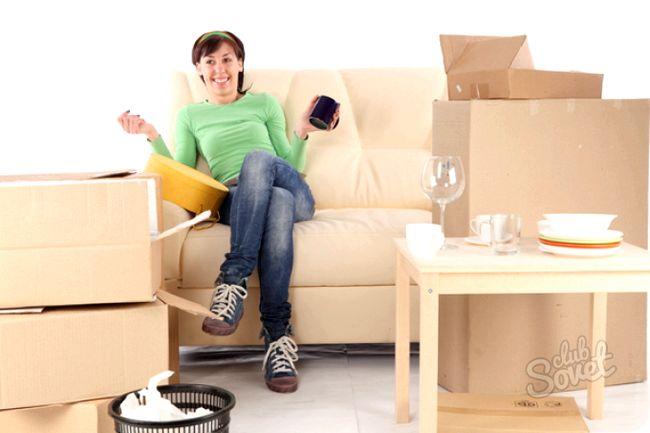 Як перевезти диван