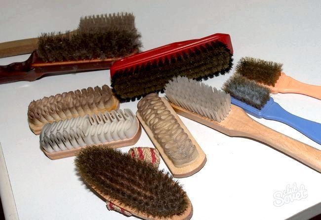 Як почистити шубу