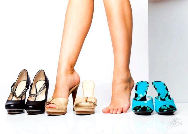 Як підібрати взуття