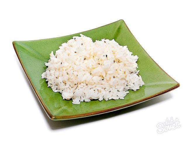 Як правильно варити рис