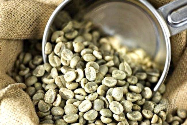 Як правильно заварювати зелений кави
