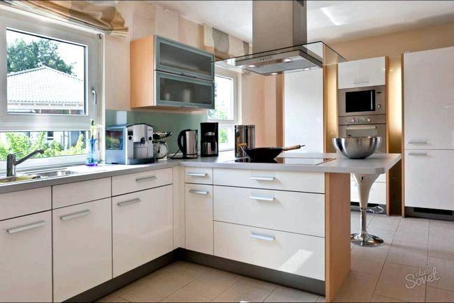 Як розмістити розетки на кухні