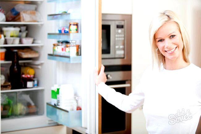 Як розморозіті холодильник