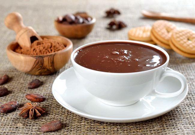Як зробити гарячий шоколад