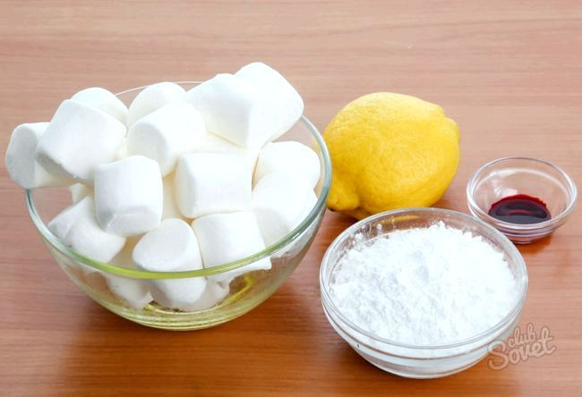 Як зробити цукрову мастику