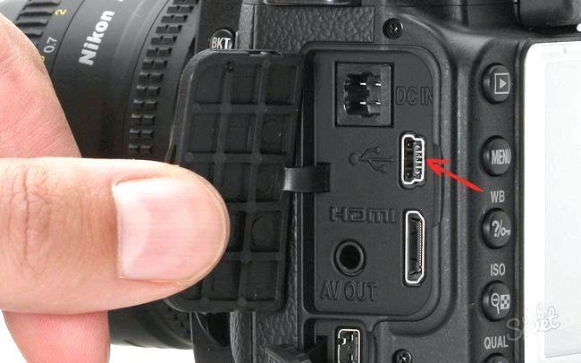 Як скинути фото з фотоапарата