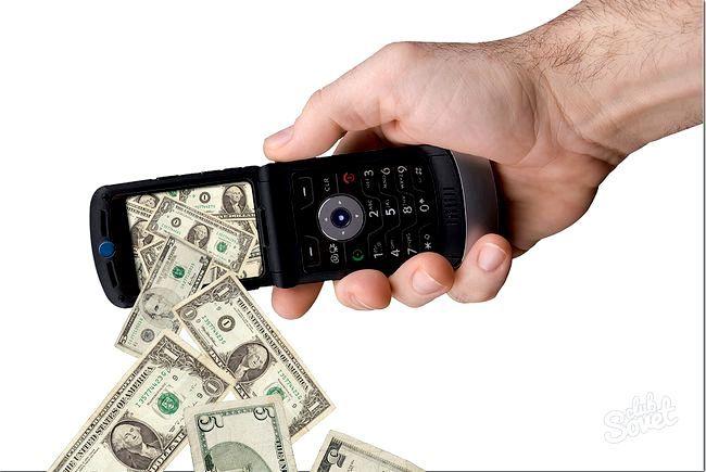 Як зняти гроші з сім-карти мтс