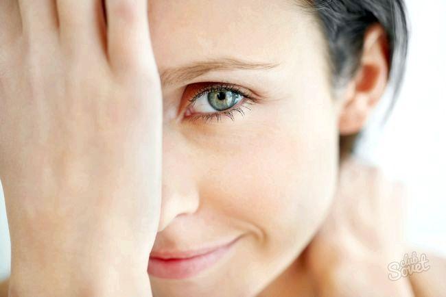 Як зняти набряк очей