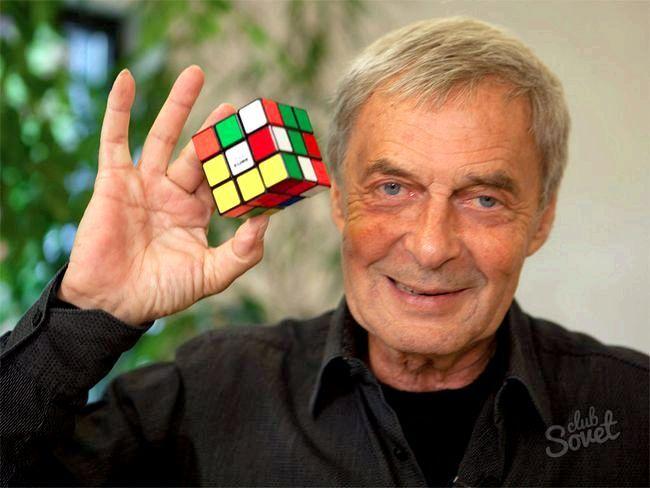 Як зібрати кубик рубика