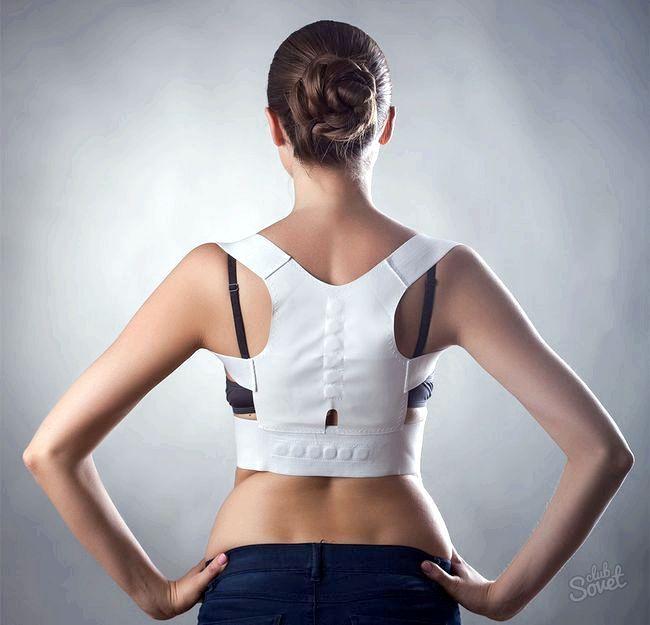 Як прибрати жир зі спини