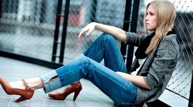 Як подовжити джинси