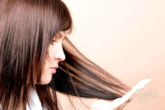 Як укладати волосся феном