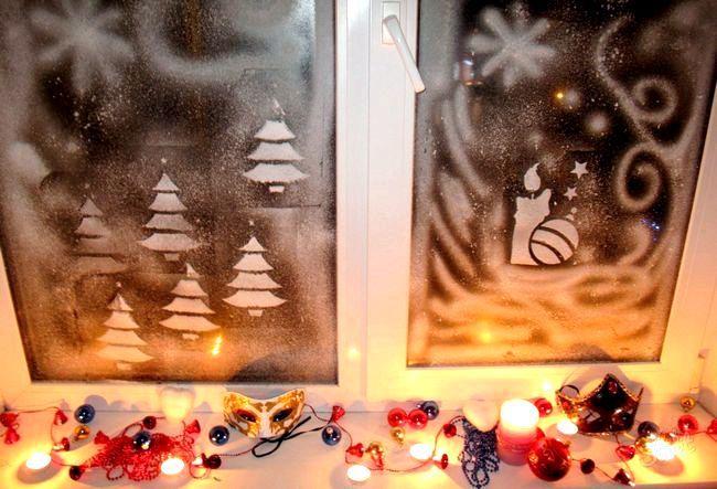 Як прикрасити кімнату на новий рік