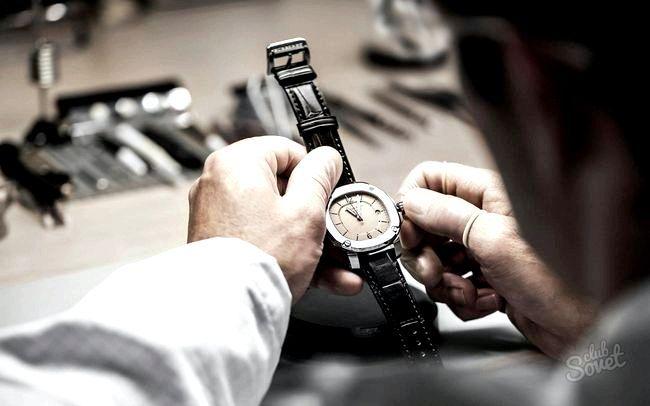Як зменшити браслет на годиннику