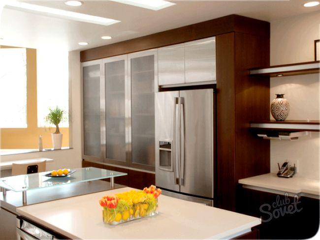 Як Встановити холодильник