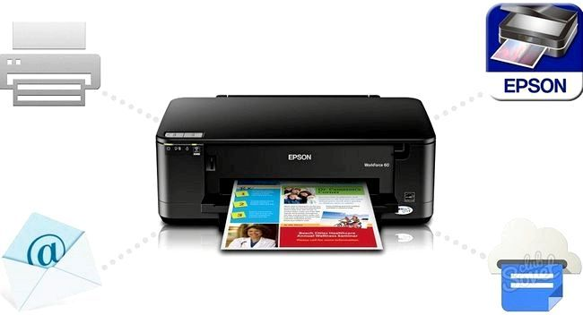 Як Встановити мережевий принтер