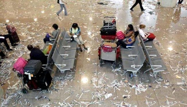 Як влаштуватися в аеропорт на роботу