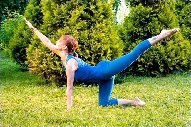Як збільшити стегна в ширину