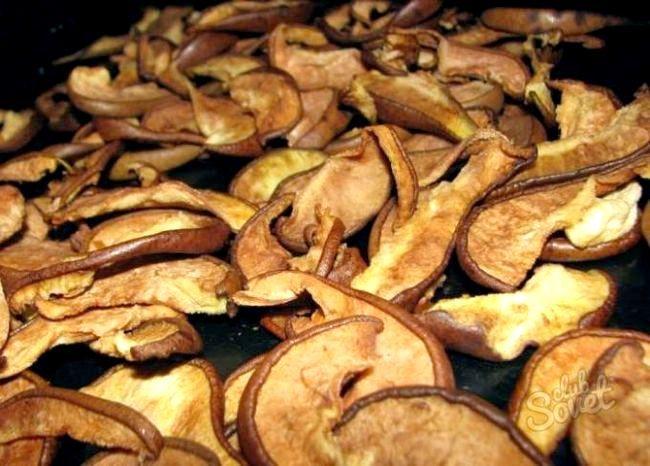 Як варити компот з сухофруктів