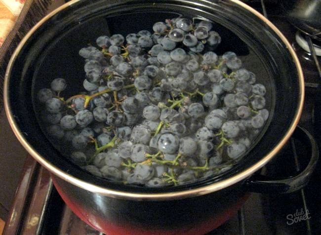 Кіптяви з винограду