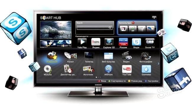 Як включити на телевізорі wifi