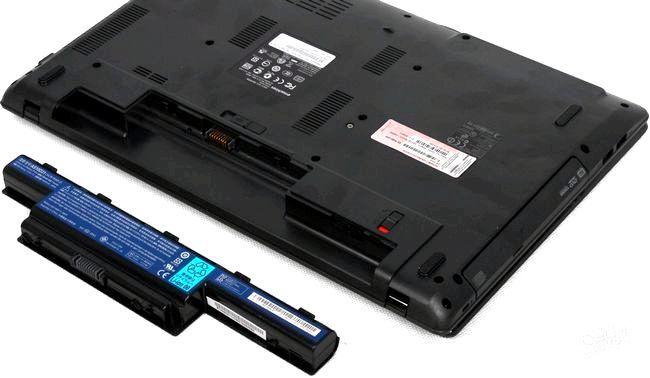 Як відновіті акумулятор ноутбука