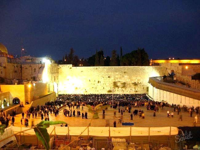 Як зустріти Великдень в Ізраїлі