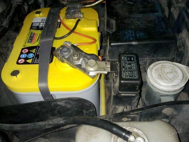 Як вибрати акумулятор для дизеля