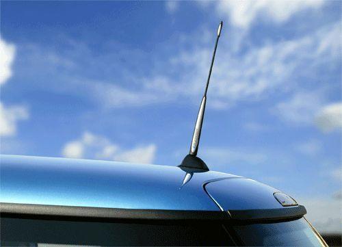 Як вибрати автомобільну антену