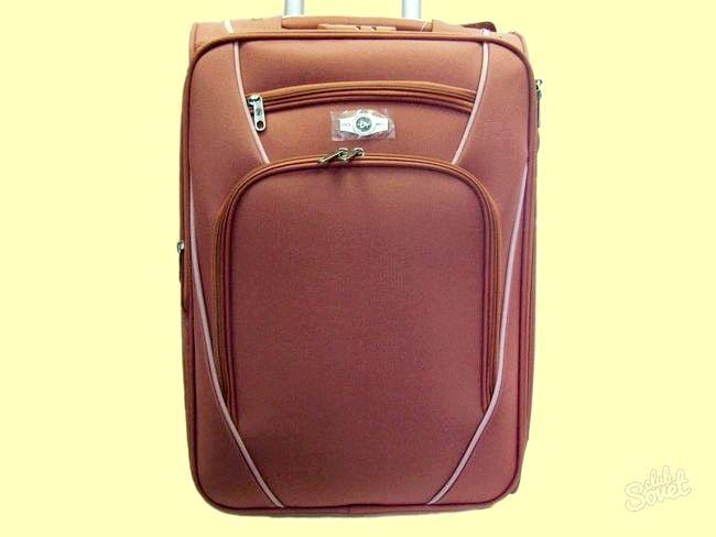 Як вибрати валізу