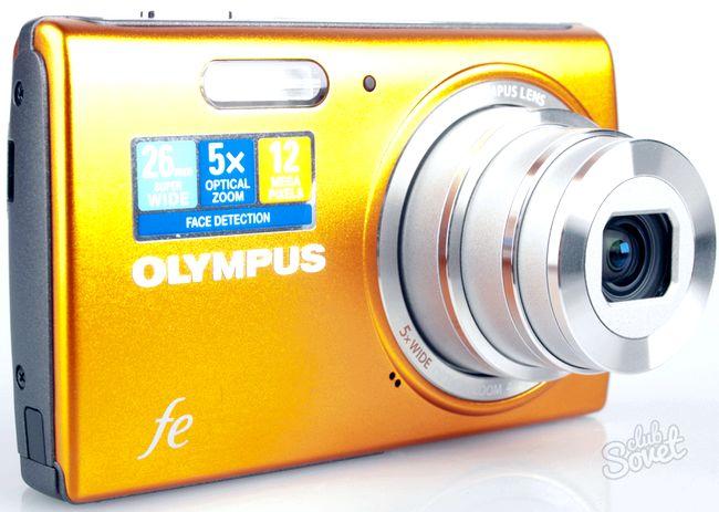 Як вибрати фотоапарат цифровий