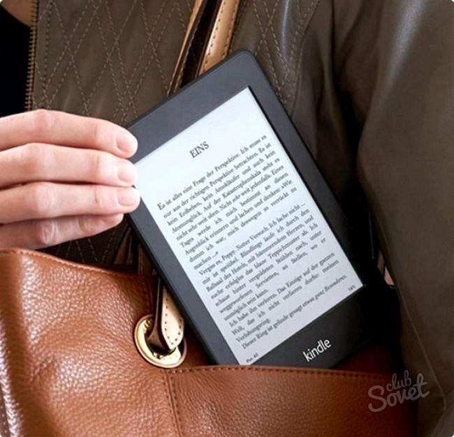 Як вібрато електронних книг