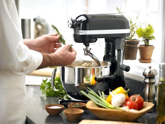 Як вібрато кухонний комбайн