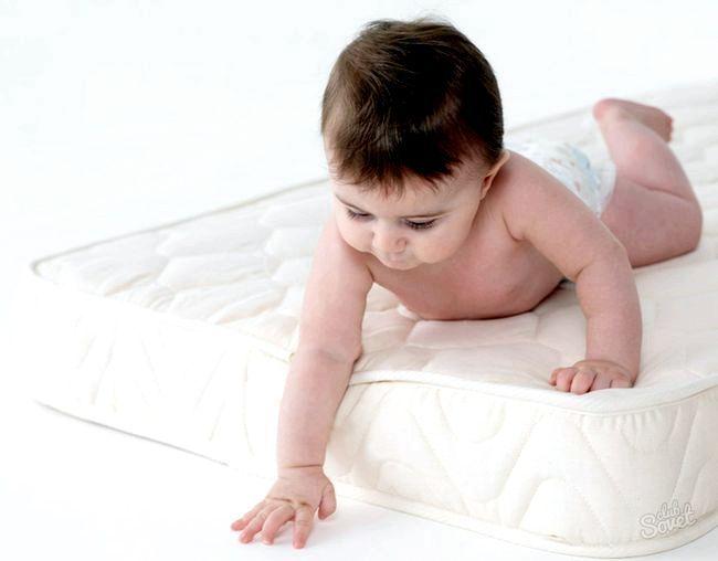 Як вибрати матрац для дитини
