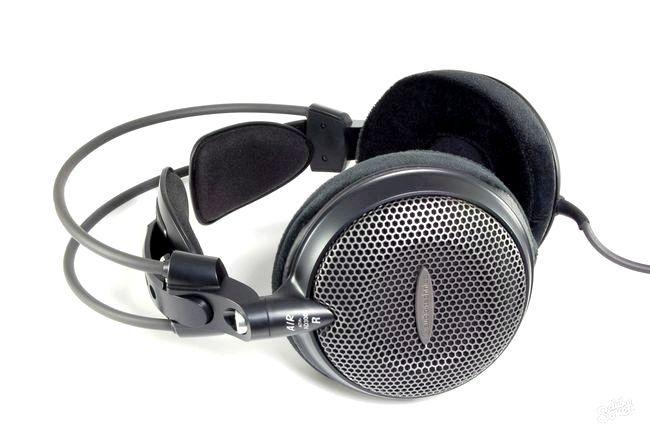 Як вібрато навушники