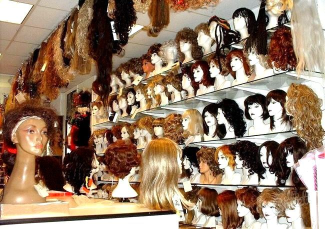 Як вибрати перуку