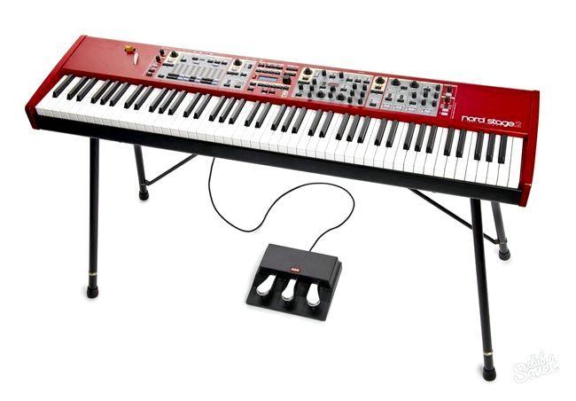 Як вібрато синтезатор
