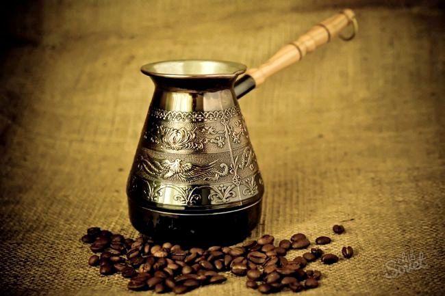 Як вибрати турку для кави