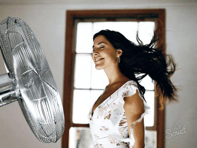 Як вібрато вентилятор