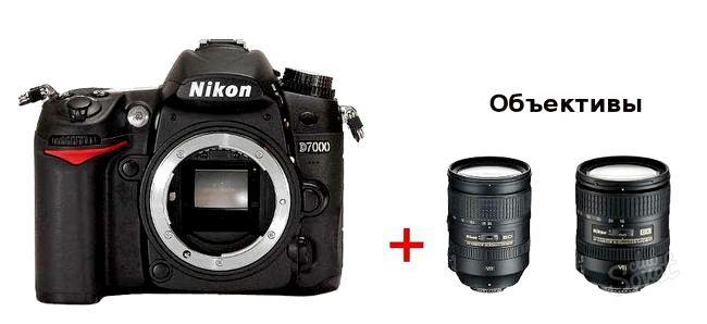 Як вибрати дзеркальний фотоапарат