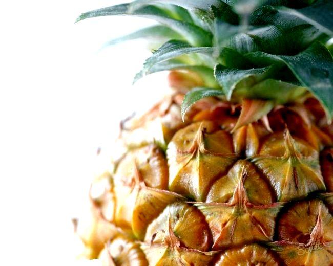 Як виростити ананас на підвіконні
