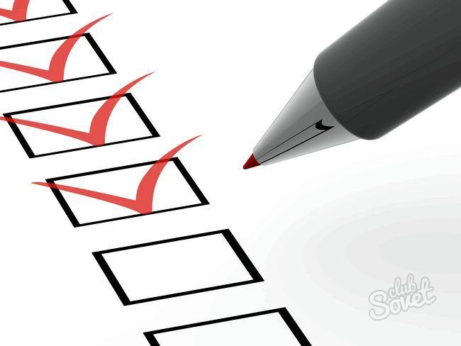 Як заповнити анкету на фінську візу