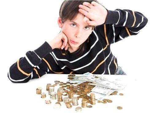 Як заробити гроші підлітку